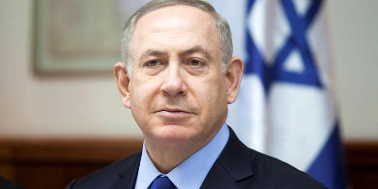 Le premier ministre israélien Benyamin Nétanyahou le 25 décember 2016 à Jérusalem. REUTERS/Dan Balilty/Pool - RTX2WEY5