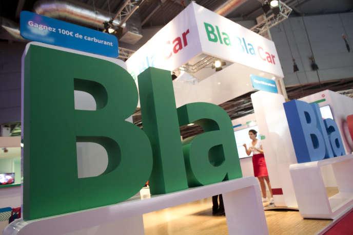 En 2015, le site de covoiturage Blablacar avait levé 200 millions de dollars.