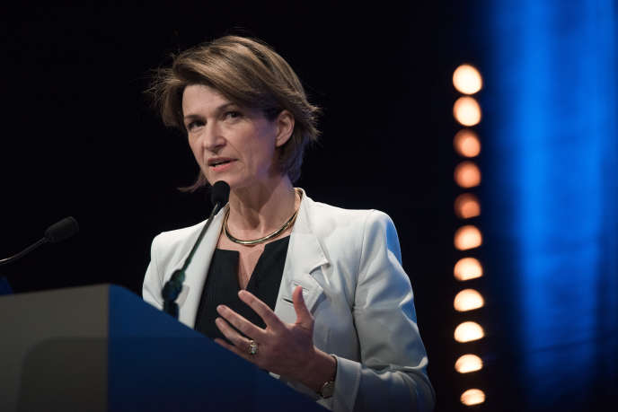 Isabelle Kocher, PDG d'Engie, en mai 2016.