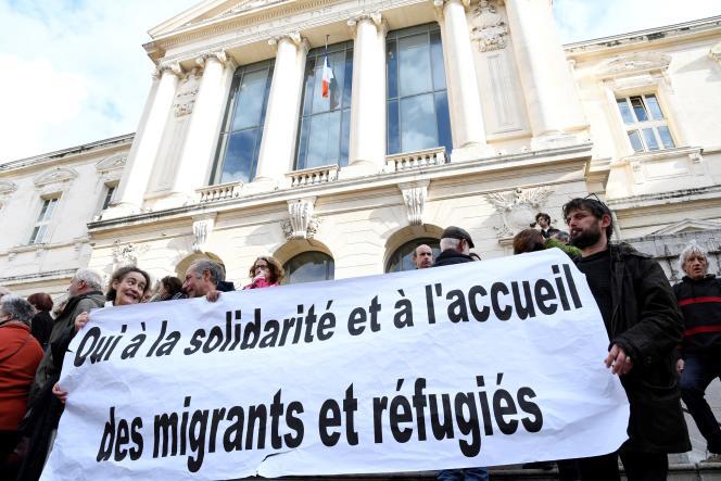 Manifestation le 23 novembre en soutien à Pierre Alain Mannoni.