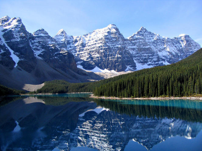 A l'occasion de son 150e anniversaire cette année, le Canadaouvre gratuitement ses parcs nationaux.
