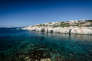 Les grottes marines de Chypre.