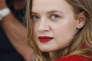Sara Forestier lors d'un photocall pour le film «La Tête haute» au Festival de Cannes le 13 mai 2015.