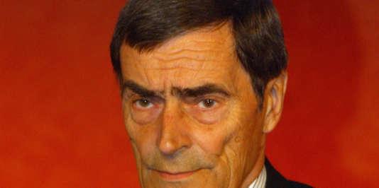 Jean Poczobut, le 20 août 2003.