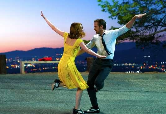 Avec sept nominations,« La la land», romance entre une aspirante actrice et un musicien de jazz, chantée et dansée par Emma Stone et Ryan Gosling, est favori.