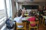 Classe primaire en Charente Maritime.