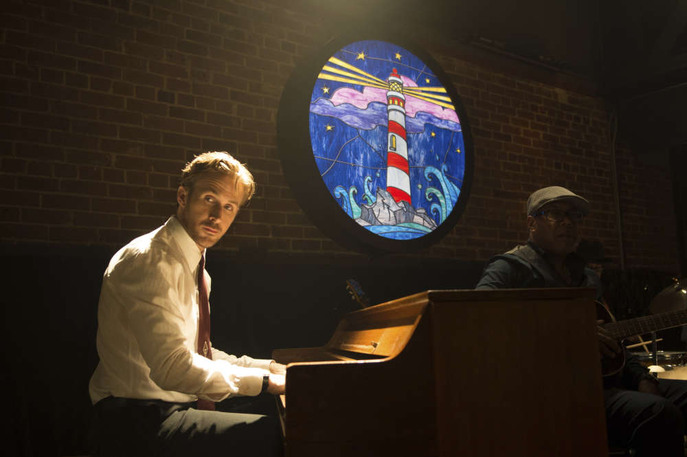 Meilleur acteur dans une comédie ou comédie musicale : Ryan Gosling pour «La La Land».