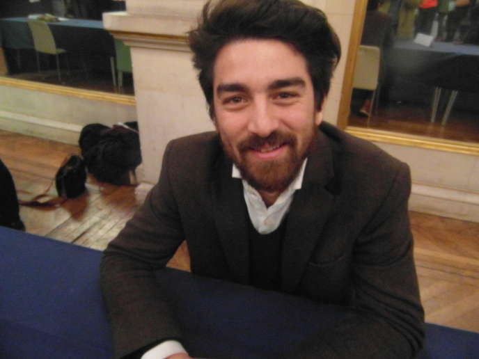 Fabien Truong, en 2011.