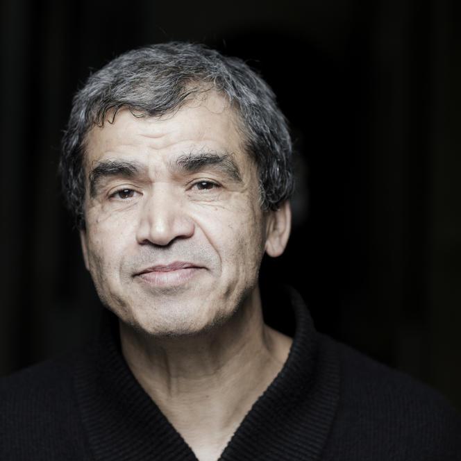 L'écrivain et pédagogue Daniel Picouly en avril 2016.