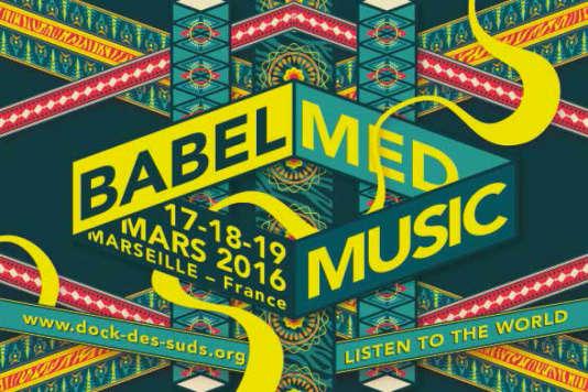 Le festival Babel Med Music à Marseille.