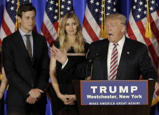 Depuis l'élection de Donald Trump, les médias américains spéculaient sur le rôle que Jared Kushner aurait dans la nouvelle administration.