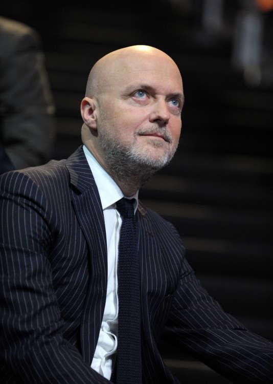 Pierre Louette, directeur général délégué d'Orange.