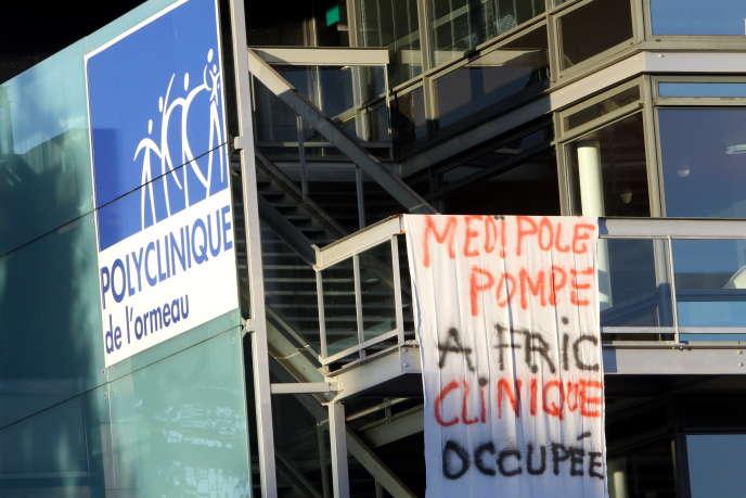La grève du personnel de la polyclinique de l'Ormeau à Tarbes a duré plus de deux mois.