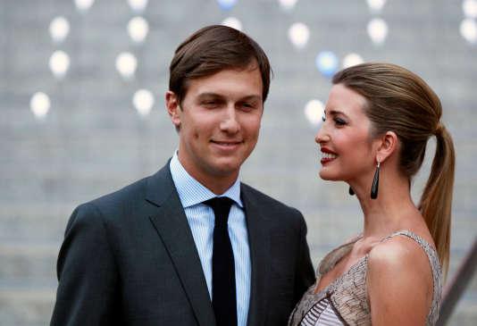 Après l'élection de Donald Trump, le « Vanity Fair» évoquait le « first couple » formé par Ivanka Trump et Jared Kushner, les comparant au couple diabolique de la série politique « House of Cards ».