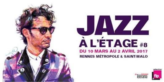 Jazz à l'Etage, à Rennes et Saint-Malo.