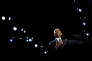Barack Obama pendant son discours à Chicago mardi 10 janvier.