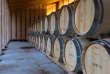 Au domaine de l'Hortus, l'exploitation viticole de la famille Orliac, à Valflaunès, dans le Pic Saint-Loup (Hérault), le 15 décembre.