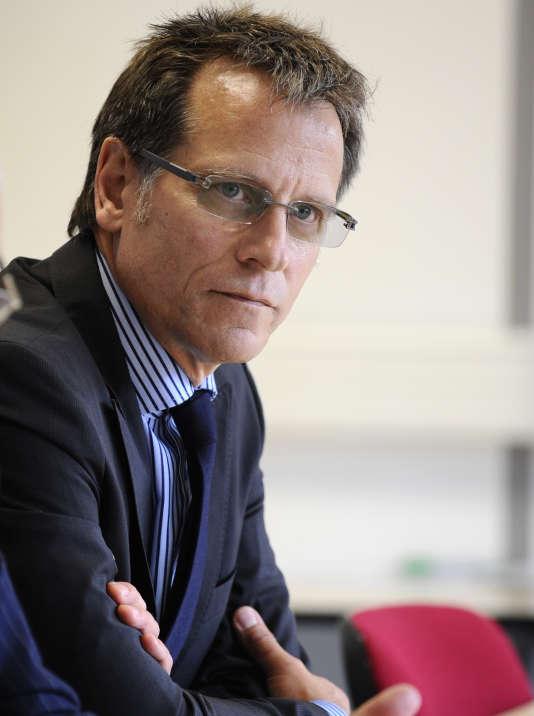 Jacques Schaffnit, 54 ans, est à la tête de Radio Frequency Systems, une filiale d'Alcatel-Lucent.