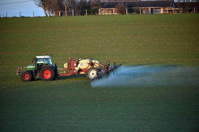 La France est l'un des plus gros consommateurs de pesticides en Europe.