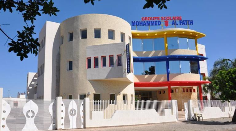 A Casablanca, le groupe scolaire Mohammed Al-Fatih. Liée au prédicateur turc Fethullah Gülen, l'enseigne possède des établissements à Tanger, Tétouan, Fès et Al-Jadida.