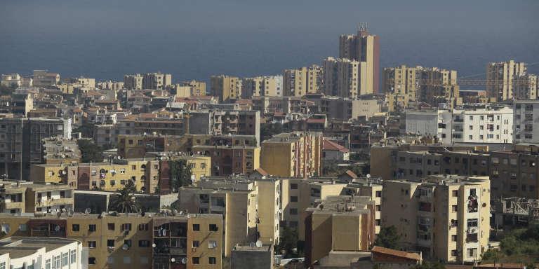 Aïn Benian, dans la banlieue ouest d'Alger en 2013.