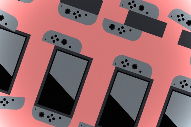 La Nintendo Switch surprend par la qualité de son écran, autant que par son ergonomie déconcertante.