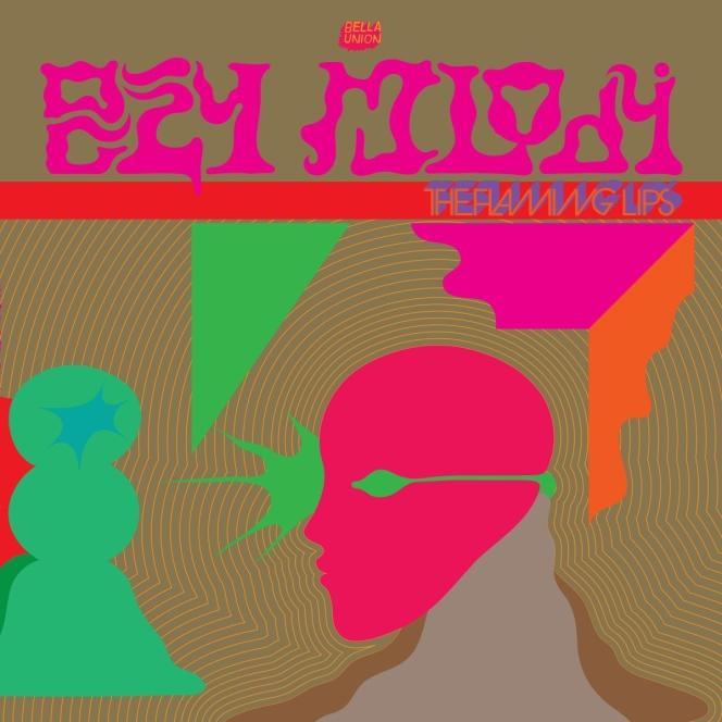 Pochette de l'album«Oczy Mlody», de The Flaming Lips.
