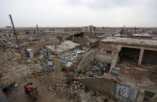Lundi, un rapport d'Human Rights Watch a imputé aux forces gouvernementales syriennes huit attaques chimiques coordonnées lors de la bataille d'Alep.