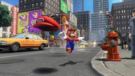 «Super Mario Odyssey», le retour réussi de Mario.