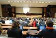 «Le bac est supposé être un examen universitaire, dont le jury est présidé par un universitaire. Mais c'est là, on le sait, une pure fiction» (Photo: université Paris-II - Assas en 2012).