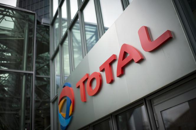 Le siège de Total, dans le quartier de la Défense (Hauts-de-Seine).