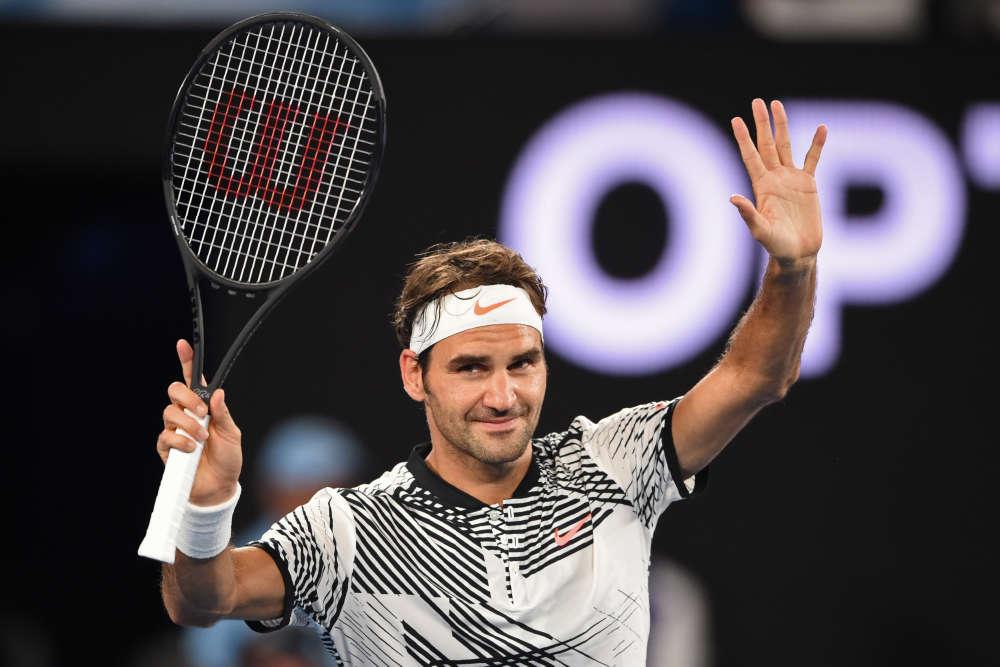 Retour gagnant pour Roger Federer. Après six mois d'absence en compétition officielle, le Suisse de 35 ans (17e mondial) a battu un autre vétéran du circuit, l'Autrichien Jurgen Melzer (300e mondial) en quatre sets : 7-5, 3-6, 6-2, 6-2.