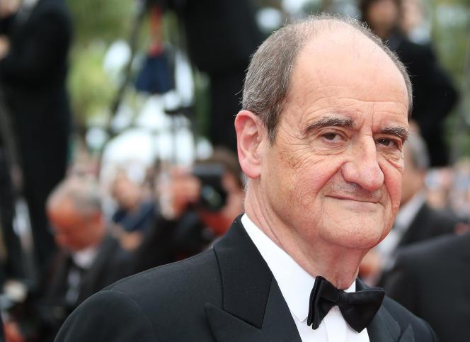 Pierre Lescure, président du Festival de Cannes depuis janvier 2014, ici à la projection de «Jimmy's Hall» lors de la 67e édition du festival, à Cannes, le 22 mai 2014.