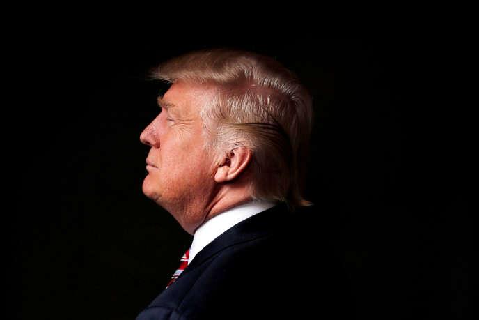 Donald Trump, le 17 mai 2016.