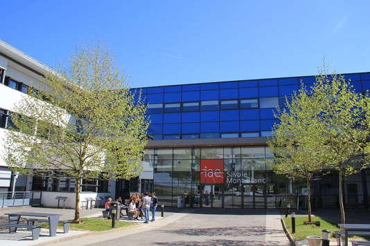 Campus de l'institut d'administration des entreprisesSavoie-Mont-Blanc, àAnnecy-le-Vieux.