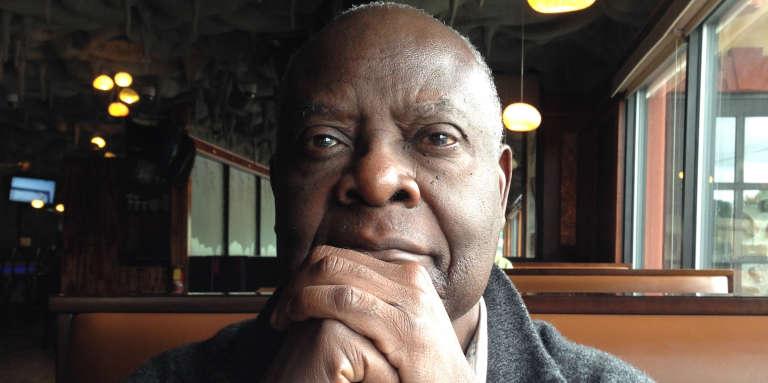 L'écrivain congolais Emmanuel Dongala.