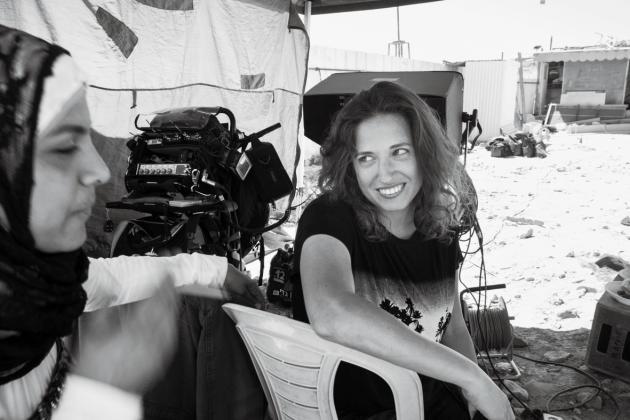 Elite Zexer a démarré le projet« Tempête de sable» à 26 ans.