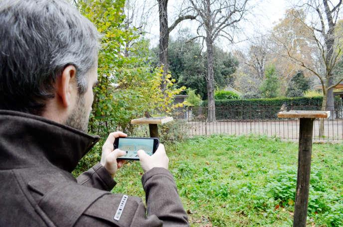 Avec l'appli BirdLab, on peut jouer sur son smartphone tout en participant à un programme de sciences participatives créé par Vigie Nature et le Muséum national d'histoire naturelle.