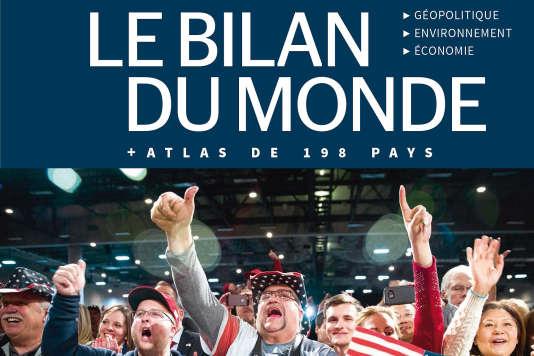«Le Bilan du monde 2017: géopolitique, environnement, économie» (218 p., 12 €). Vendu en kiosque et sur le site Boutique.lemonde.fr