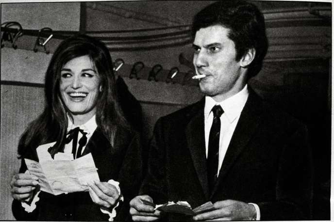 En janvier 1967, le couple participe au Festival de la chanson de San Remo (Italie) en interprétant « Ciao amore, Ciao », écrite par Luigi Tenco.