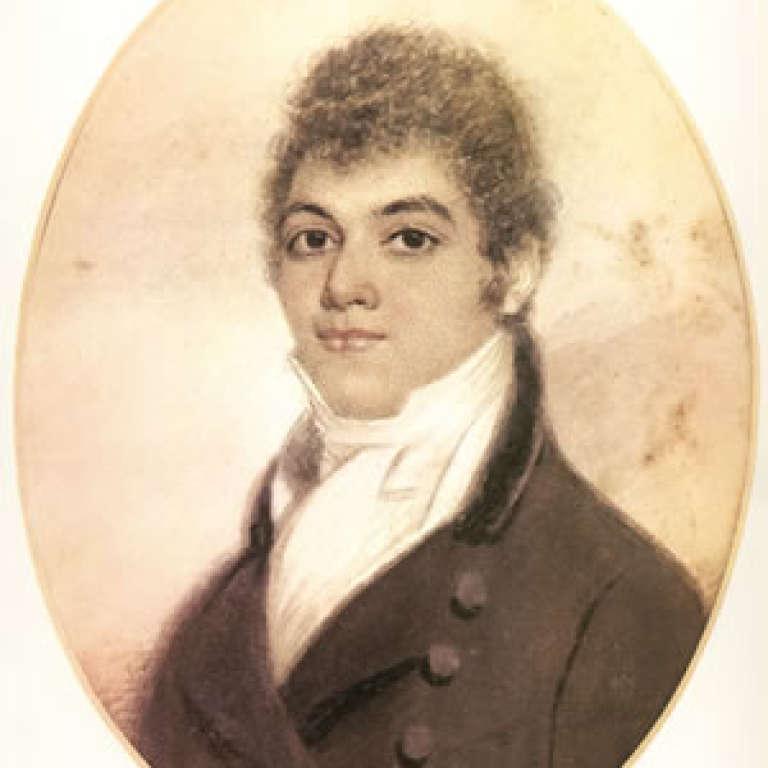 Le violoniste George Bridgetower (1778-1860).