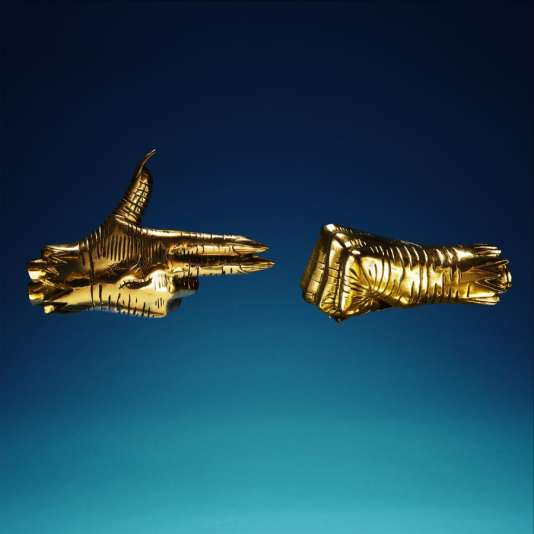 Pochette de l'album « Run The Jewels«