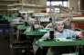 L'usine de montres Shinola à Detroit (Michigan) le 4 janvier.