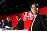 Sylvia Pinel participe au second débat de la primaire de la gauche, le 15 janvier.