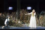 Jonas Kaufmann et Martina Serafin dans«Lohengrin» de Wagner, mis en scène par Claus Guth.