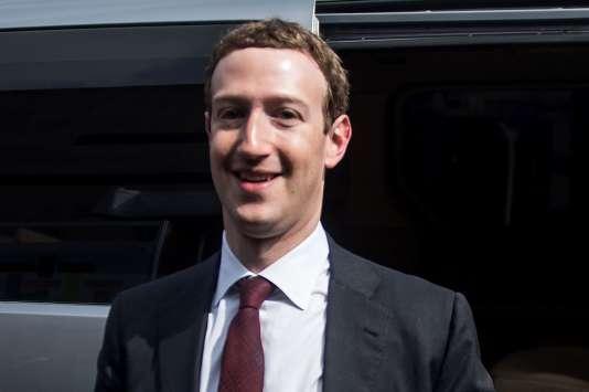 Mark Zuckerberg à Lima, en novembre 2016.