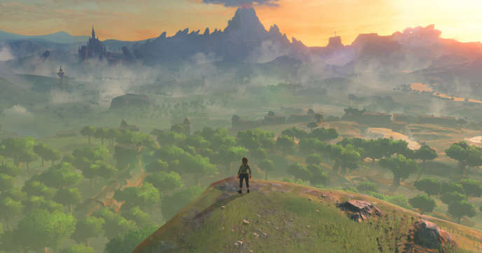 Le monde de Hyrule dans « The Breath of the Wild »