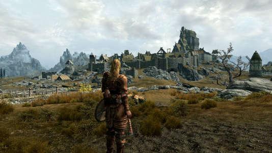 Sorti en 2011, le jeu de rôle en monde ouvert «Skyrim» est l'un des titres les plus influents de cette décénnie.