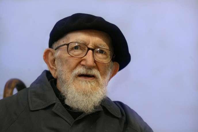 Fondateur d'Emmaüs, l'abbé Pierre est mort le 22 janvier 2007 à 94 ans.