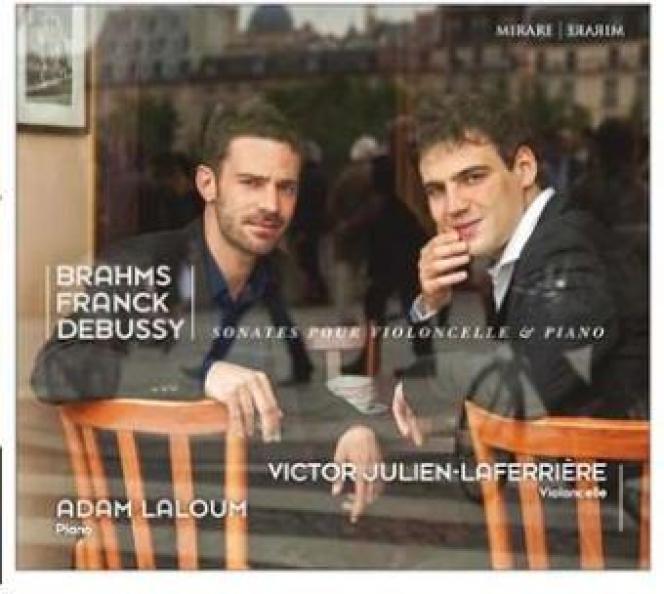 Pochette de l'album «sonates pour violoncelle et piano»